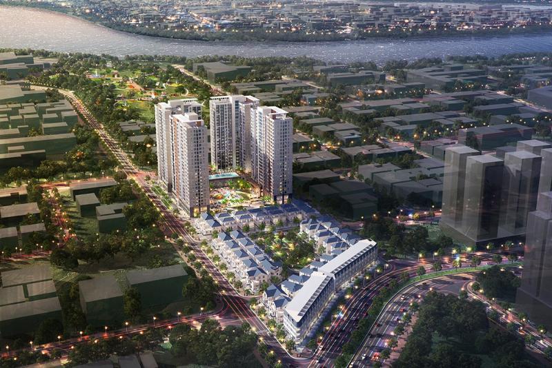 Victoria Village - Dong Van Cong Apartment