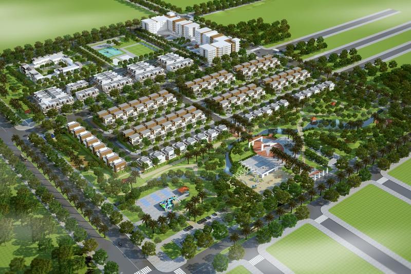 East Sai Gon Bew Urban Area