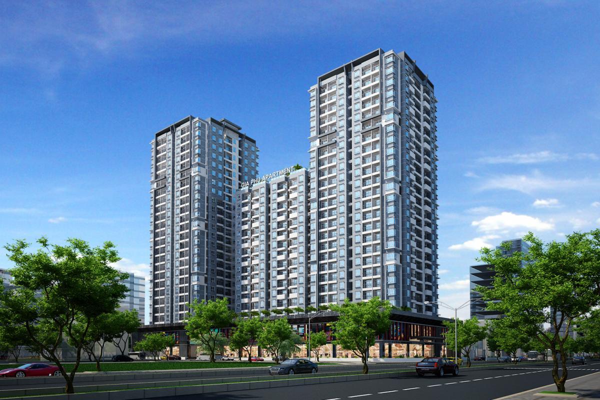 Gia Phu Apartment