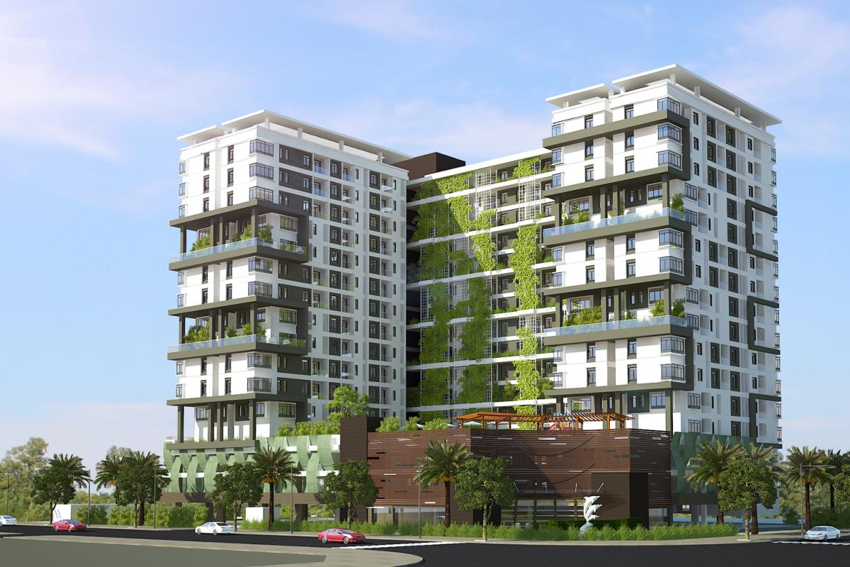 H6 Zone DFG Apartment – Garden City Project