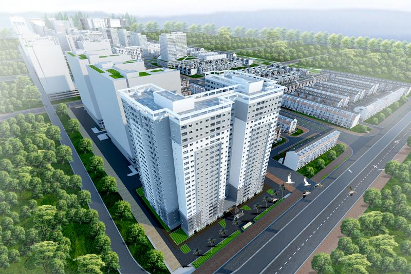 H9A Zone DFG Apartment - Midori Apartment