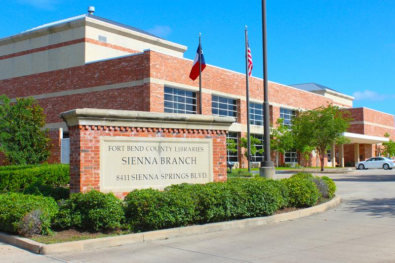 SIENNA BRANCH LIBRARY