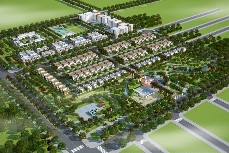 East Sai Gon New Urban Area