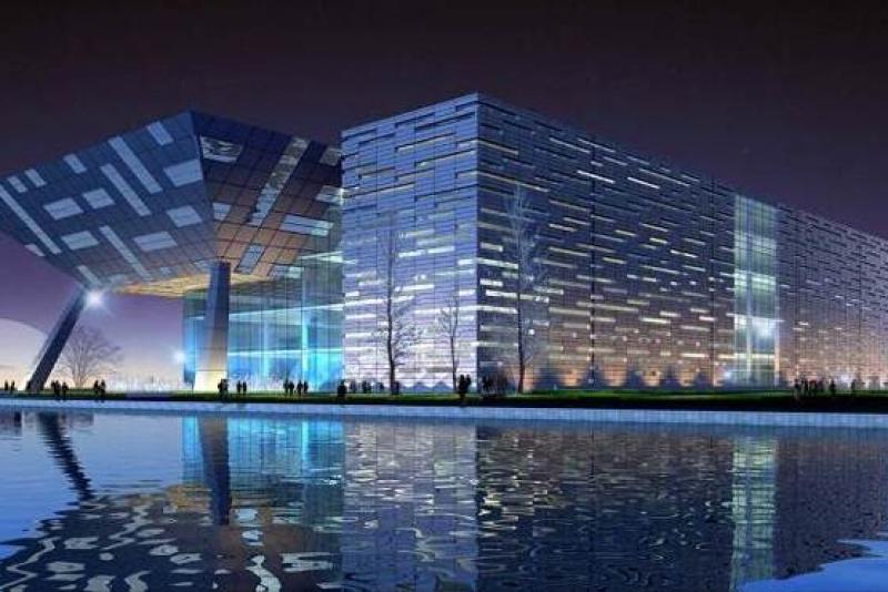 Sanghai East Library